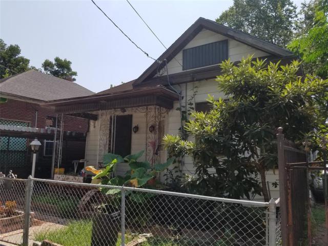 1112 Gargan Street, Houston, TX 77009 (MLS #46217251) :: Texas Home Shop Realty