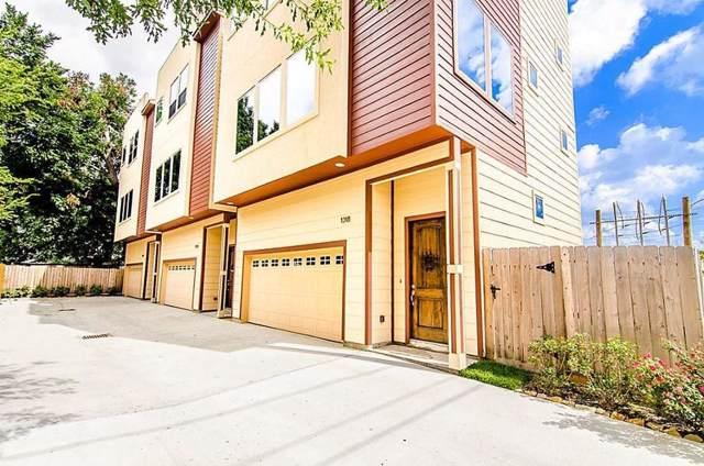 1318 Hussion Street, Houston, TX 77003 (MLS #46234924) :: The Sansone Group