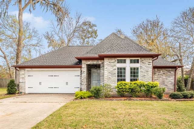 55 Crepe Myrtle Court, Lake Jackson, TX 77566 (MLS #4623618) :: Texas Home Shop Realty