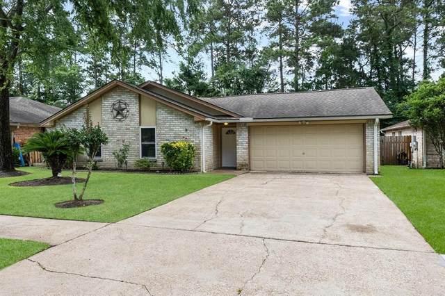 3004 Hunnington Drive, Conroe, TX 77303 (MLS #46247012) :: Green Residential