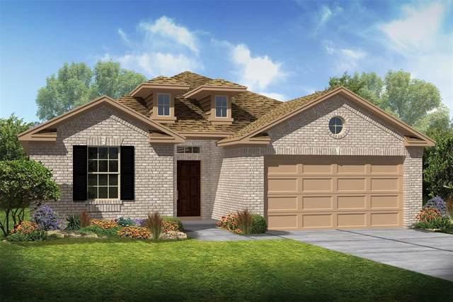 1852 Alyssa Way, Alvin, TX 77511 (MLS #46247508) :: The Freund Group