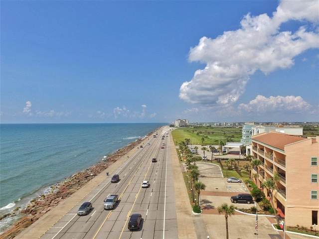 9520 Seawall Boulevard #139, Galveston, TX 77554 (MLS #46248793) :: Caskey Realty