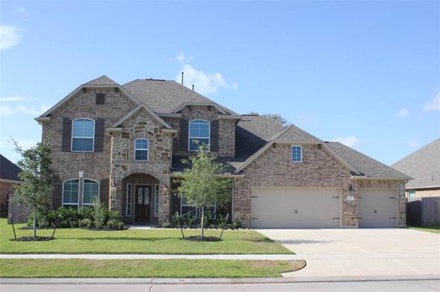 1225 Laurel Loop, Angleton, TX 77515 (MLS #46250523) :: The Sold By Valdez Team