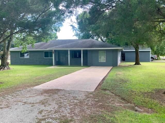57 Avenue J, Markham, TX 77456 (MLS #46255039) :: Texas Home Shop Realty