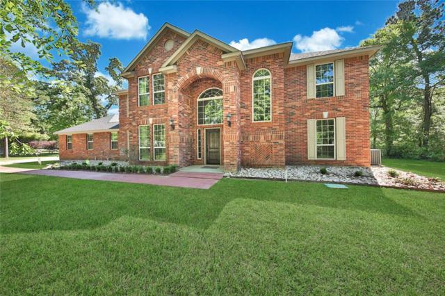 25623 Bridle Creek Drive, Magnolia, TX 77355 (MLS #46257237) :: Grayson-Patton Team