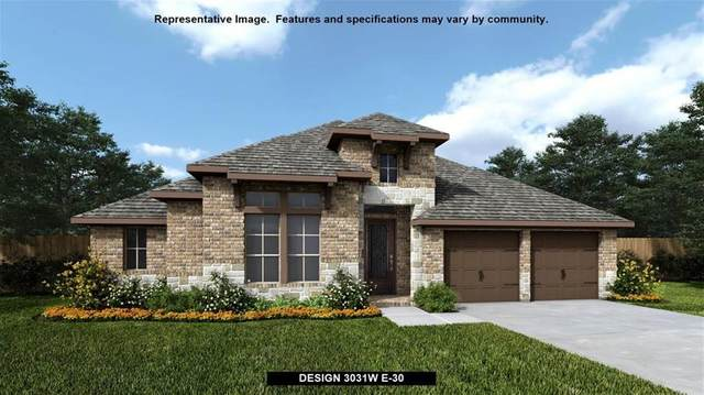 4318 Rocky Stream Court, Manvel, TX 77578 (MLS #46267545) :: The Home Branch