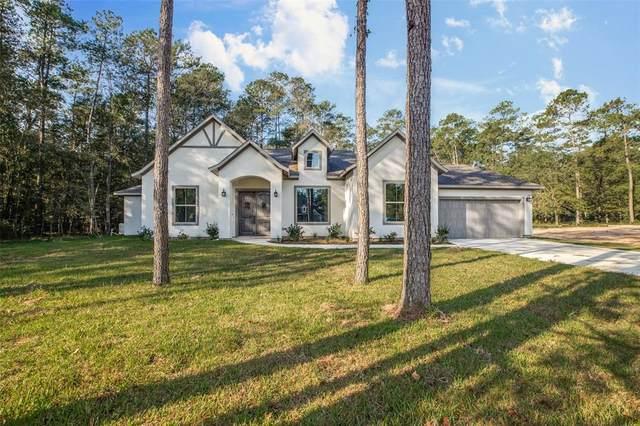 18750 Oak Shadow Cirlce, Conroe, TX 77302 (MLS #4627097) :: The Home Branch