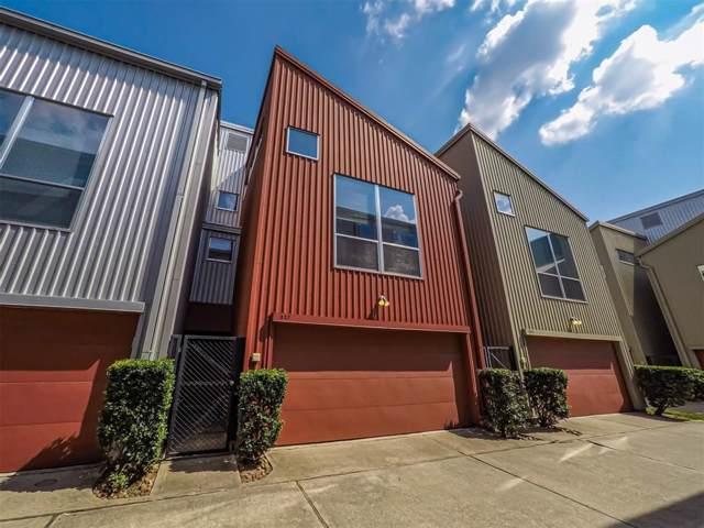 827 Robin Street, Houston, TX 77019 (MLS #46272031) :: TEXdot Realtors, Inc.