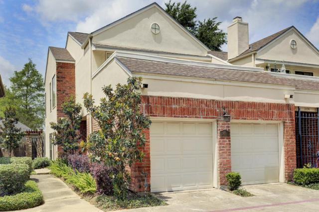 2496 Bering Drive, Houston, TX 77057 (MLS #46273903) :: Texas Home Shop Realty