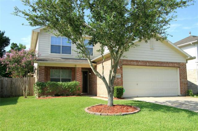 10322 Fire Sage Drive, Humble, TX 77396 (MLS #46277585) :: The Heyl Group at Keller Williams