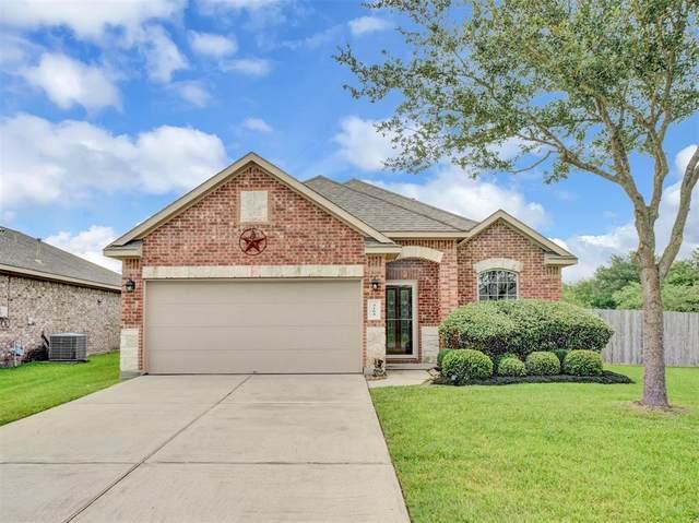 3204 Granite Gate Lane, Dickinson, TX 77539 (MLS #46278654) :: Rachel Lee Realtor