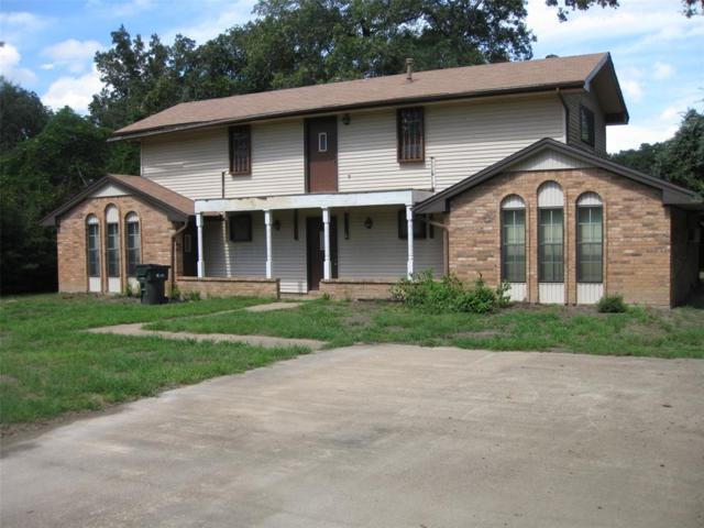 15 Golf Club Drive, Hilltop Lakes, TX 77871 (MLS #46282371) :: Fairwater Westmont Real Estate