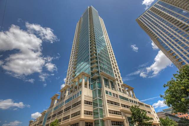 300 Bowie Street #3303, Austin, TX 78703 (MLS #4628465) :: The Heyl Group at Keller Williams