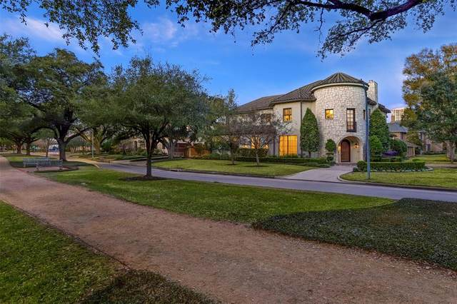 5390 Huckleberry Lane, Houston, TX 77056 (MLS #46287407) :: The Sansone Group