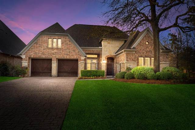 31 Mason Pond Pl, The Woodlands, TX 77381 (MLS #46292058) :: Michele Harmon Team