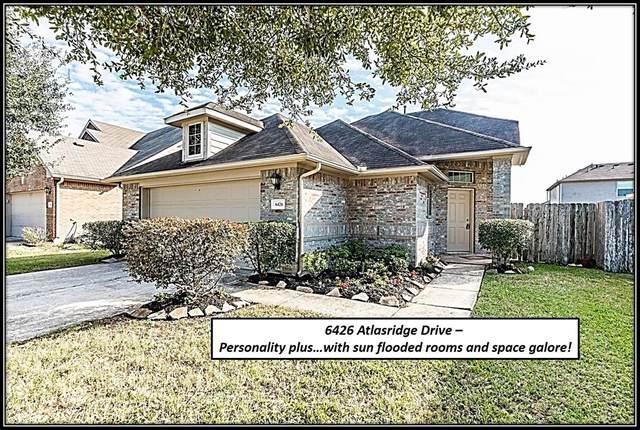 6426 Atlasridge Drive, Houston, TX 77048 (MLS #46293879) :: Caskey Realty