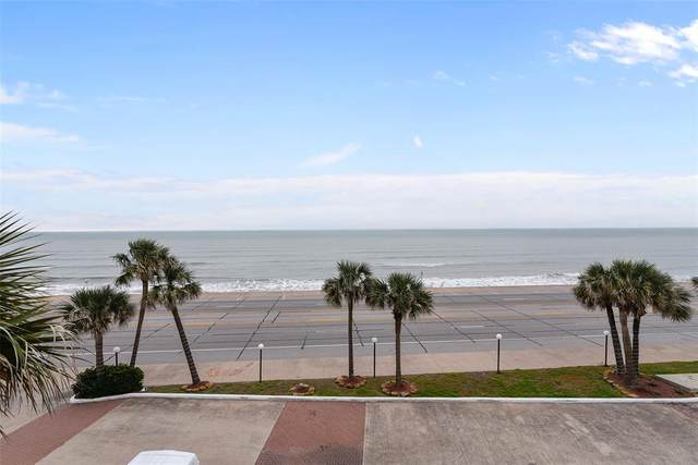 9520 Seawall Boulevard #302, Galveston, TX 77554 (MLS #46316095) :: Texas Home Shop Realty