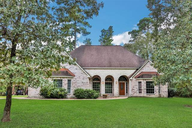 40215 Garwood Court, Magnolia, TX 77354 (MLS #46316111) :: The SOLD by George Team