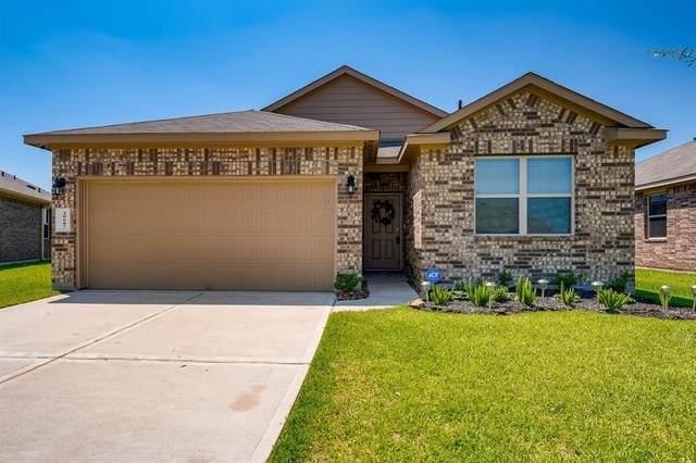 20607 Petunia Peak Street, Katy, TX 77449 (MLS #46316283) :: The Bly Team