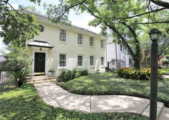 1820 Banks Street, Houston, TX 77098 (MLS #46323059) :: The SOLD by George Team