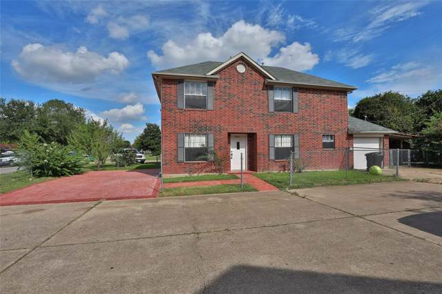 8820 Ledge Street, Houston, TX 77075 (MLS #46323510) :: The Parodi Team at Realty Associates