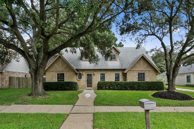 16210 Tahoe Drive, Jersey Village, TX 77040 (MLS #4632723) :: Texas Home Shop Realty