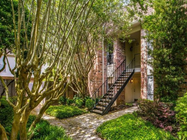 1601 S Shepherd Drive #127, Houston, TX 77019 (MLS #46331443) :: Christy Buck Team
