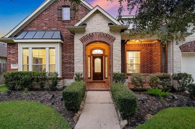 12907 Southern Ridge Drive, Pearland, TX 77584 (MLS #46336396) :: Christy Buck Team