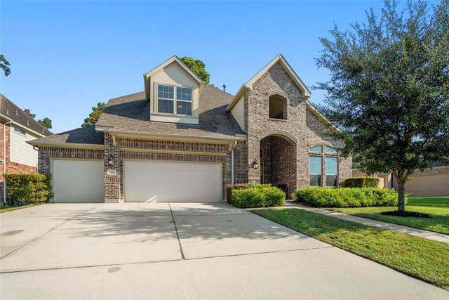4 Bayou Drive, Conroe, TX 77304 (MLS #46338547) :: The SOLD by George Team