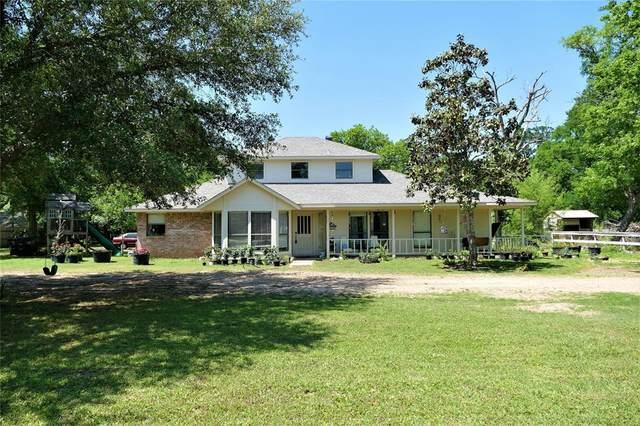 37702 Broncho Road, Simonton, TX 77485 (MLS #46341453) :: Michele Harmon Team