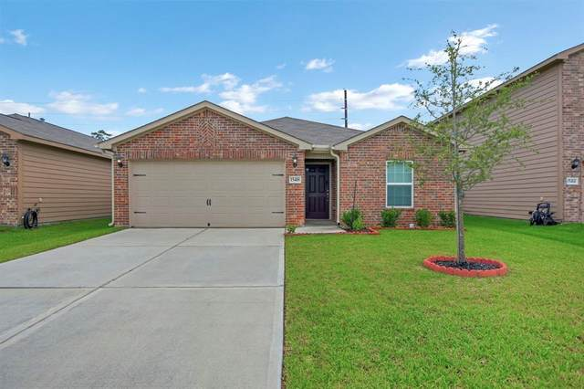 15418 Hillside Mill Drive, Humble, TX 77396 (MLS #46350529) :: The SOLD by George Team