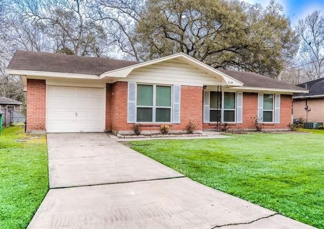 518 Pin Oak Street, Alvin, TX 77511 (MLS #46351802) :: The Heyl Group at Keller Williams