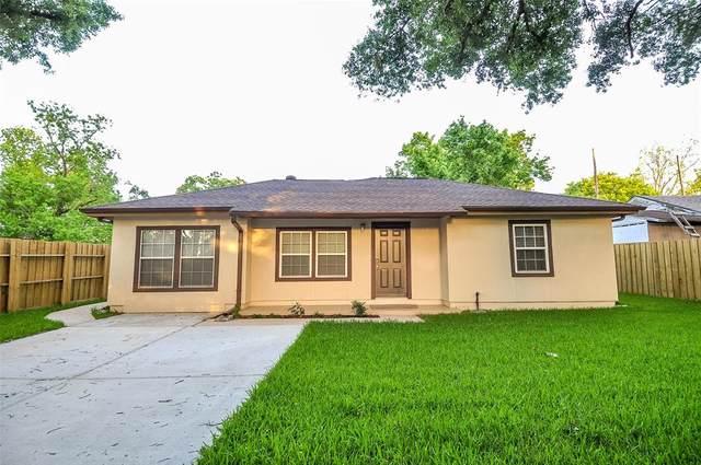 6623 Sherwood Drive, Houston, TX 77021 (MLS #46352482) :: Lerner Realty Solutions