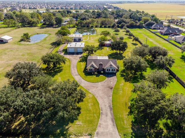 1103 Tori Road, Richmond, TX 77469 (MLS #46354315) :: My BCS Home Real Estate Group