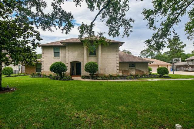 708 Pine Hollow Drive, Friendswood, TX 77546 (MLS #4635519) :: Christy Buck Team