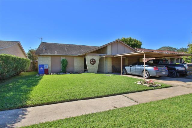 3401 Park Haven Lane, Deer Park, TX 77536 (MLS #46364610) :: The Queen Team