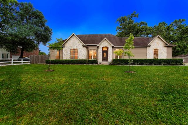 2119 Sendera Ranch Drive, Magnolia, TX 77354 (MLS #46382821) :: Grayson-Patton Team