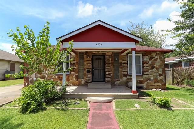 4924 Austin Drive, Galveston, TX 77551 (MLS #46391407) :: The Bly Team