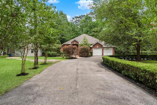 27514 Bent Oak Lane, Magnolia, TX 77354 (MLS #4639445) :: Texas Home Shop Realty