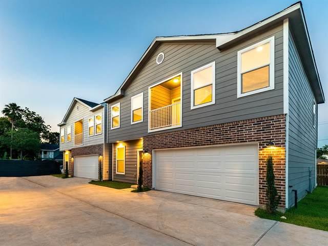 118 Sylvester Road, Houston, TX 77009 (MLS #46395956) :: Ellison Real Estate Team