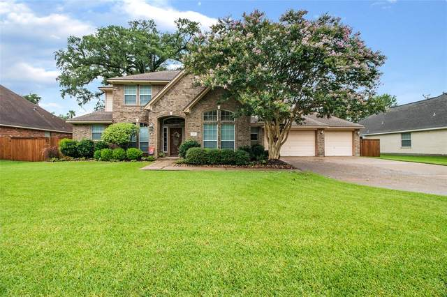 211 Canyon Oak Drive, Lake Jackson, TX 77566 (MLS #46400488) :: The SOLD by George Team
