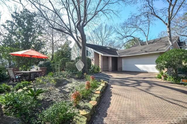 12800 Briar Forest Drive #70, Houston, TX 77077 (MLS #46400548) :: Christy Buck Team