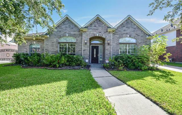 2607 Sunrise Harbor Lane, Pearland, TX 77584 (MLS #46404966) :: Bay Area Elite Properties