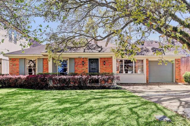 4611 Beech Street, Bellaire, TX 77401 (MLS #46406491) :: Oscar Fine Properties