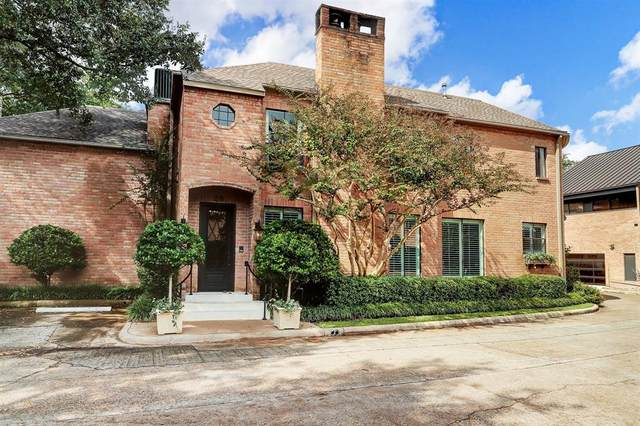 28 River Hollow Lane, Houston, TX 77027 (MLS #46414291) :: The Parodi Team at Realty Associates