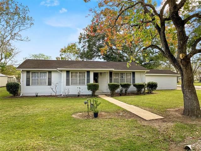 801 Hamilton Street, West Columbia, TX 77486 (MLS #46417362) :: Area Pro Group Real Estate, LLC
