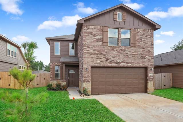 15141 Meadow Glen South, Conroe, TX 77306 (MLS #4642051) :: The Jill Smith Team