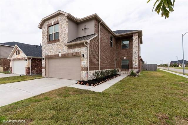 5102 Bay Lane, Bacliff, TX 77518 (MLS #46455693) :: Green Residential
