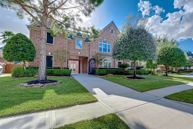 4602 Kings Landing Lane, Katy, TX 77494 (MLS #4646120) :: Texas Home Shop Realty