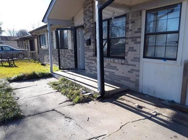 709 Willowbrook Drive, Mesquite, TX 75149 (MLS #46462052) :: NewHomePrograms.com LLC